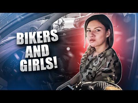 Top 6 Bikers Picking Up Girls Videos!