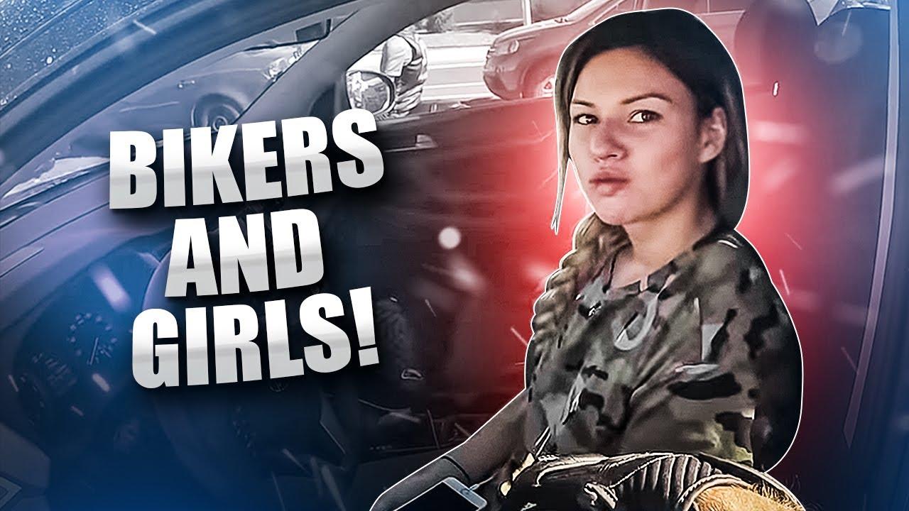 Top 6 Bikers Picking Up Girls Videos! [Motovlog 261]