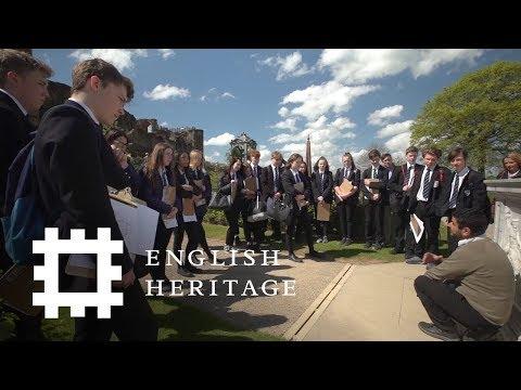 Kenilworth Castle GCSE Tour
