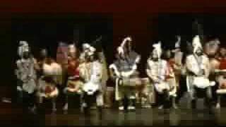 Universal African Dance and Drum Ensemble 2004 Part 1