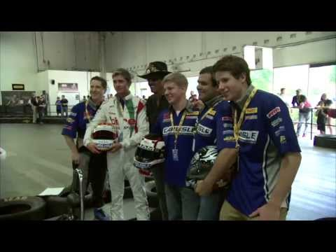 Drivers get competitive for charity