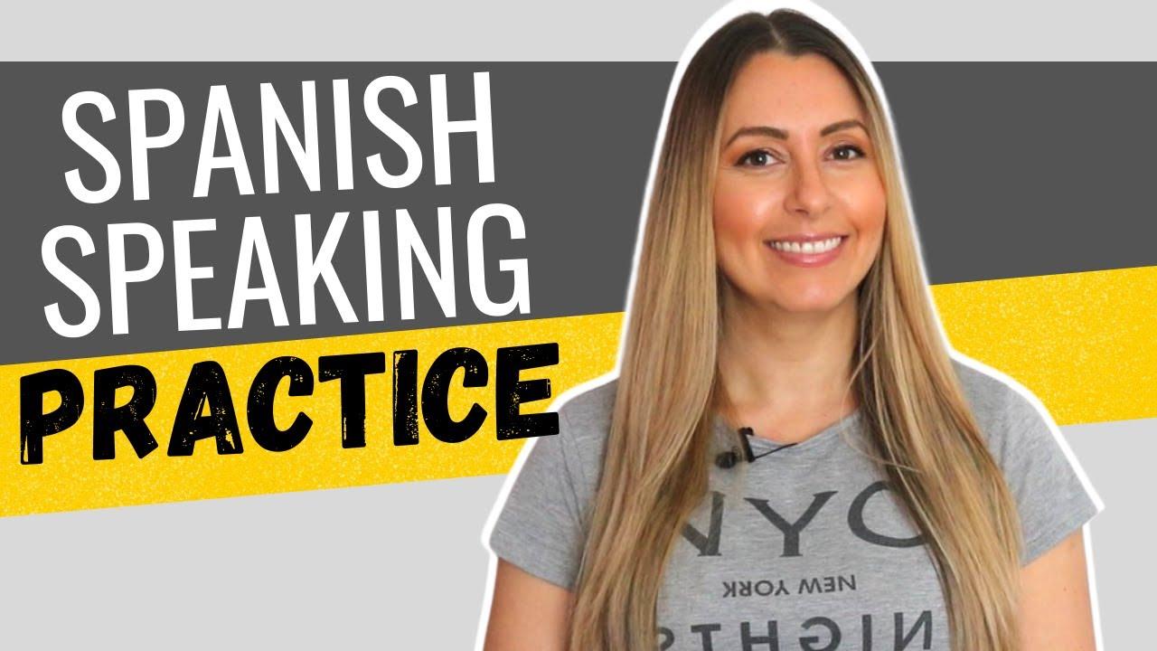 Habla más natural en español como un NATIVO | Sound more natural and speak Spanish like a native