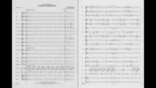 Cupid Shuffle by Bryson Bernard/arr. Johnnie Vinson