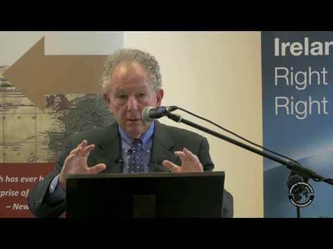 Valentia - Birthplace of Globalisation with Prof. Jeffrey Garten