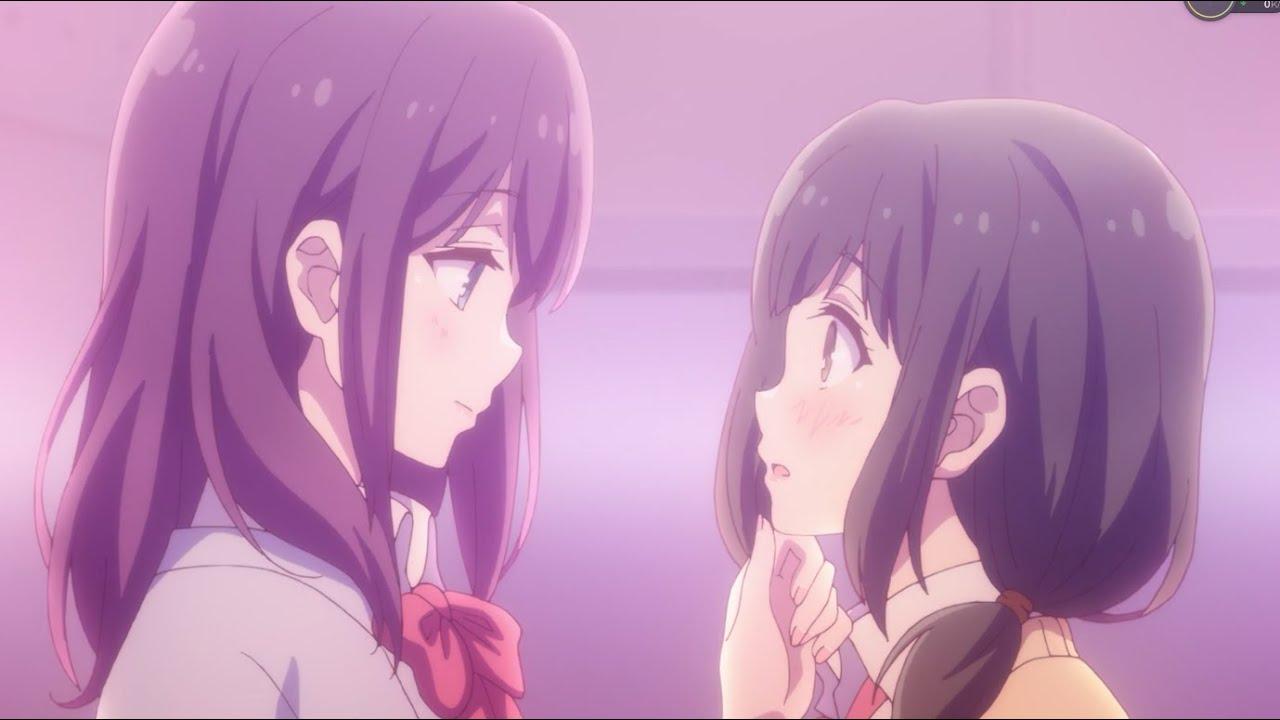 Download Anime girl kiss #13 | Anime funny Moments