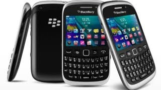 How to download music on Blackberry Curve 9320