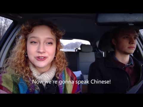 Linguistic workout (English, Spanish, French, Mandarin)