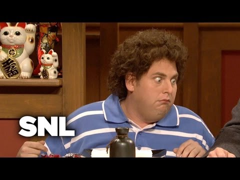 Adam Grossman: Dinner With Dad's New Girlfriend - SNL