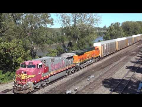 Kansas City Area Rail Action Saturday October 8, 2016