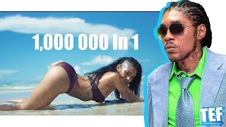 "Vybz Kartel creates HISTORY ""Colouring this life"" Video reaches 1 million views in one week!"