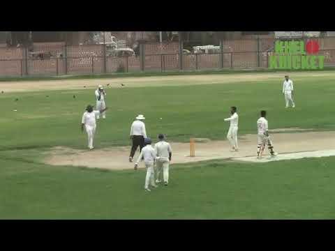 Aashi Associates Vs AbuBaqar XI Eidgah Ground