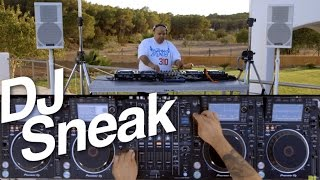 DJ Sneak - DJsounds Show 2016