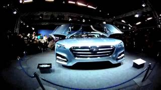 2013 Japan Motor Show - Check out the new Subaru and Nissan and many more.