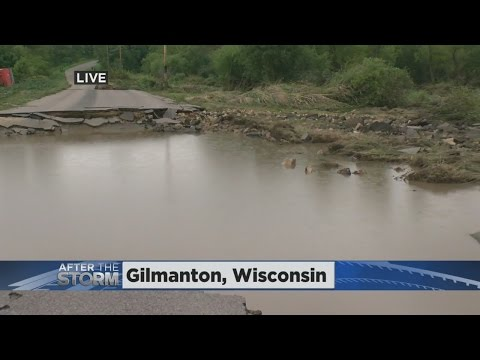 Flooding Forces State Of Emergency In Buffalo County, Wisconsin