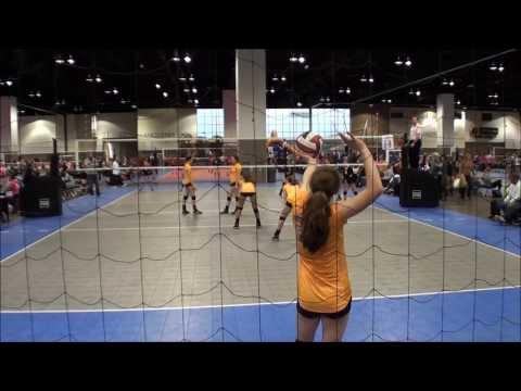 Stellar 14 Premier vs Wichita Xpress 14-1 Elite Game 1