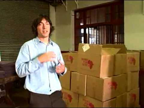 Books for Africa delivery in Pretoria, South Africa
