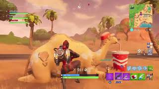 WEEK 4: FORTNITE PAS OF COMBAT (challenge)