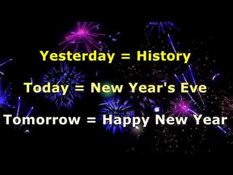 Happy New Year WhatsApp Messages For Friends   Lovers | 2018 Funny,  WhatsApp Status Video 30 Second