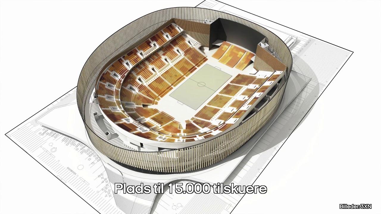 royal arena danmarks nye arena