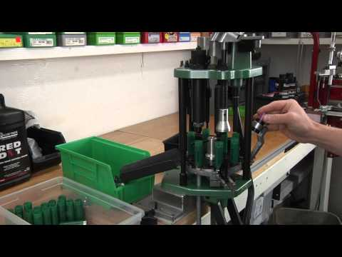 RCBS GRAND Shotshell Reloading Press: Full Progressive Reloading