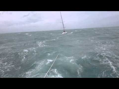 Yacht Rescued Near Isles of Scilly