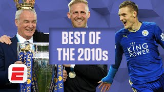 Remembering Leicester City's historic run to become 2015/16 English Premier League champs | ESPN FC