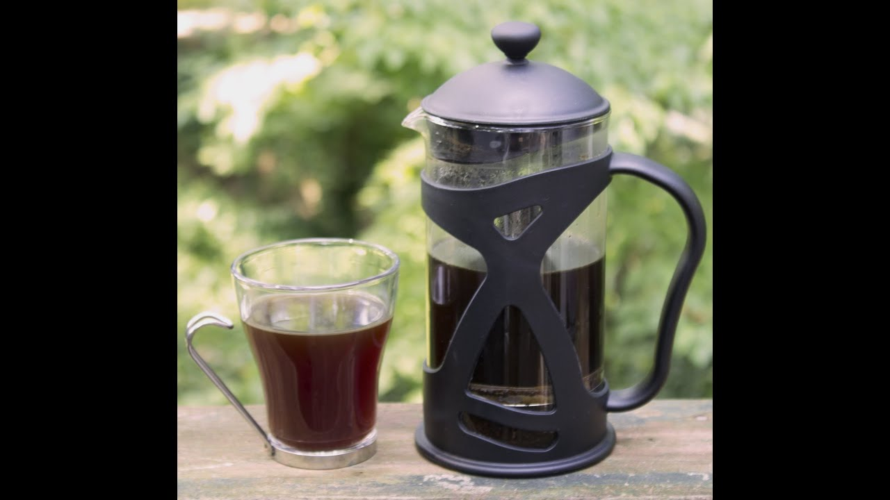 Kona French Press Best Coffee Tea Espresso Maker With 34 Ounce Heat Resistant Gl You