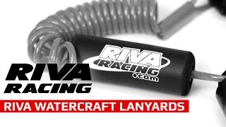 RIVA Racing Watercraft Lanyards