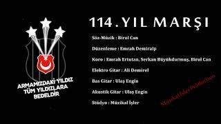 Beşiktaş 114 Yıl Marşı  BİROL CAN  #114SeneGeçti