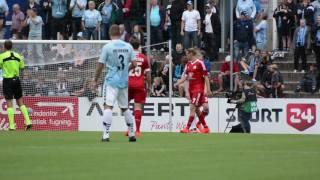 Jesper Christjansen og Thomas Sørensen før FC Midtjylland