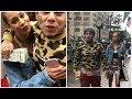 6ix9ine Takes Chief Keef Baby Mama Shopping At Gucci Store