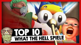 Top 10: WHAT THE HELL Spiele! #Nerdranking