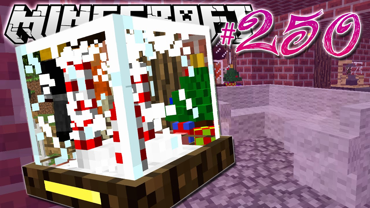 Minecraft | TO THE CHRISTMAS KRINGLE!! | Diamond Dimensions Modded ...