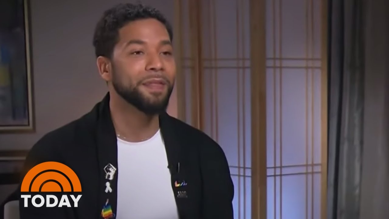Jussie Smollett Case: Police Question 'Persons Of Interest' | TODAY