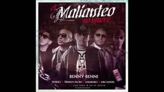 Benny Benni Ft Ñengo Flow, Arcangel, Farruko y Pusho - El Malianteo No Muere
