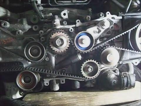 Subaru Legacy `08 25l SOHC non turbo timing belt