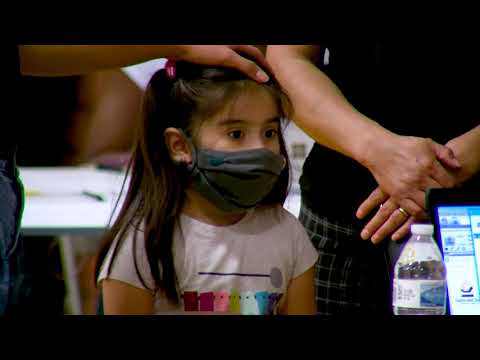 Isaac Middle School Flu Event