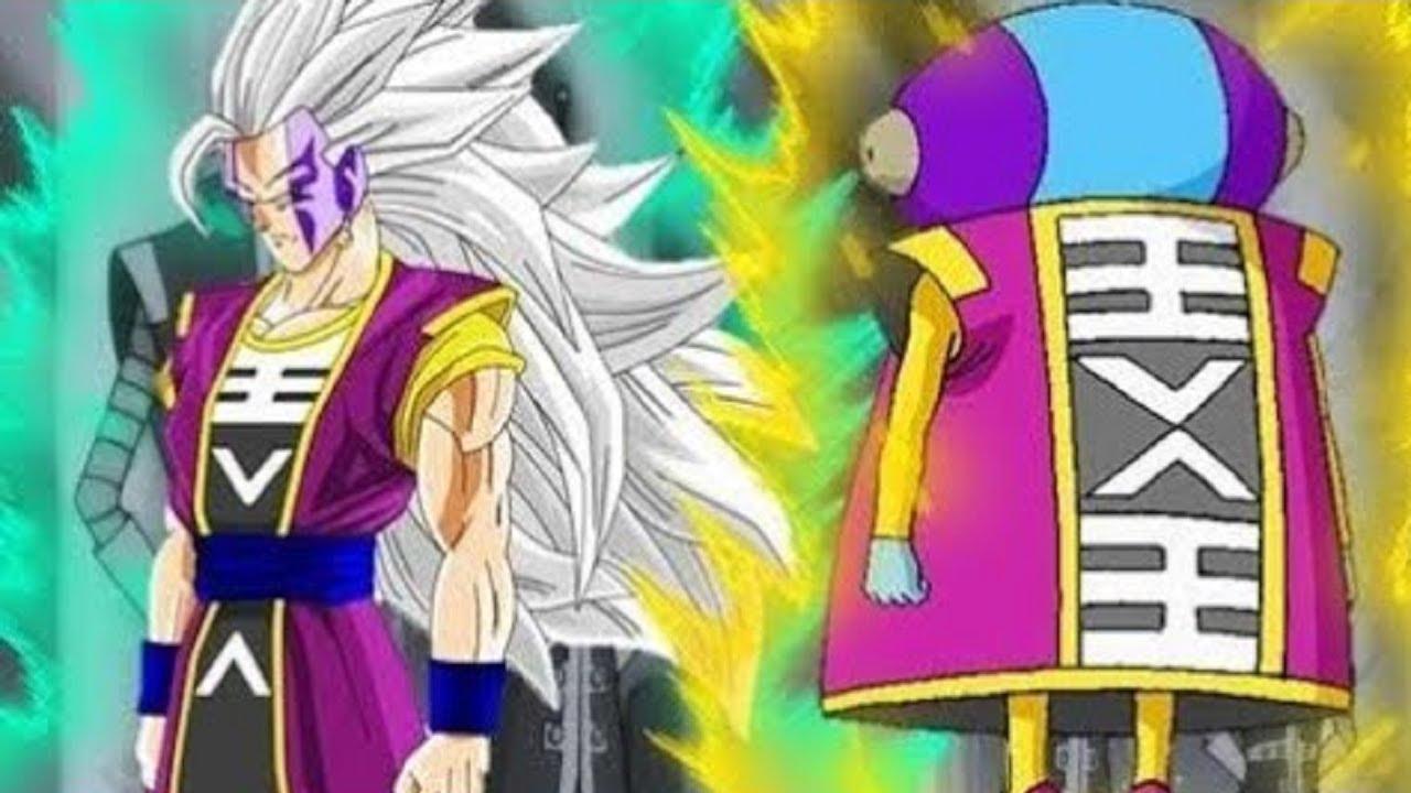 ZENO SAMA BORRA A GOKU en DRAGON BALL SUPER 2