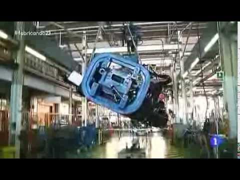 Como se fabrica el Iveco en Madrid