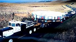UFO Sightings Flying Saucer Spotted On Flatbed Truck In California Dec 20, 2011