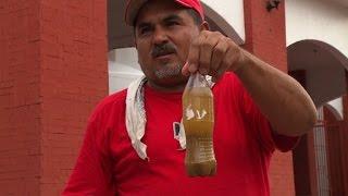 Sonora: contaminación con ácido sulfúrico