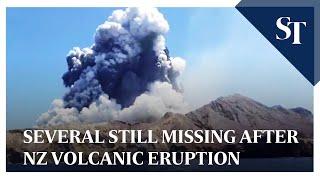 Several still missing after New Zealand volcanic eruption