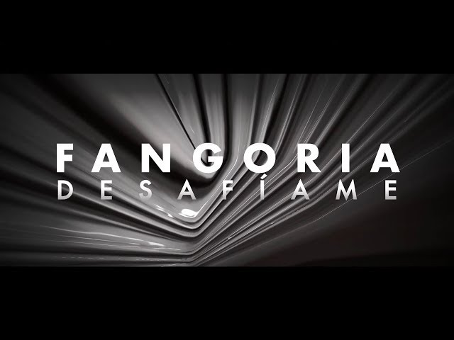 Fangoria - Desafíame (Lyric Video)