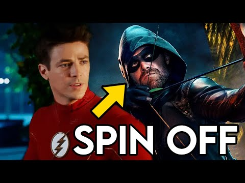 Arrow Spin Off COMING?! New Flash Villain Revealed! - The Flash Season 8 NEW Teaser!
