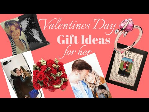 15 Valentines Day Gift Ideas for Her