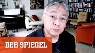 Nobelpreisträger Kazuo Ishiguro im SPIEGEL-Spitzentitel
