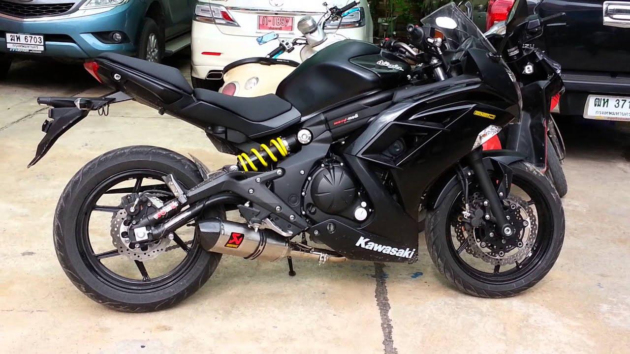 Ninja650 Full Akrapovic