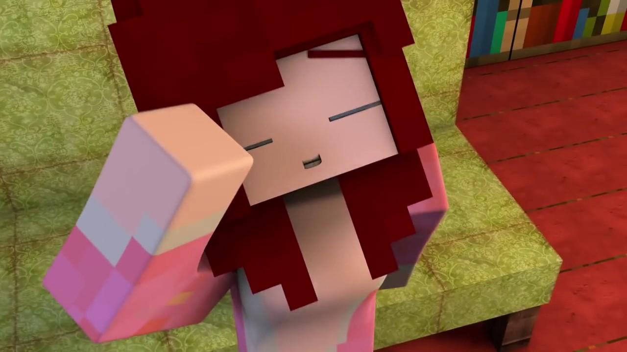 WOW Minecraft Parody Titanic Minecraft Animation YouTube - Minecraft horror hauser