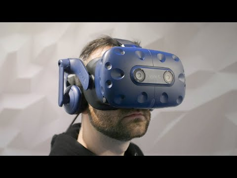 HTC Vive Pro Eye: la VR professionale disponibile in Italia