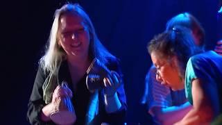 """JazzBaltica 2019: Marilyn Mazur """"Shamania"""""""